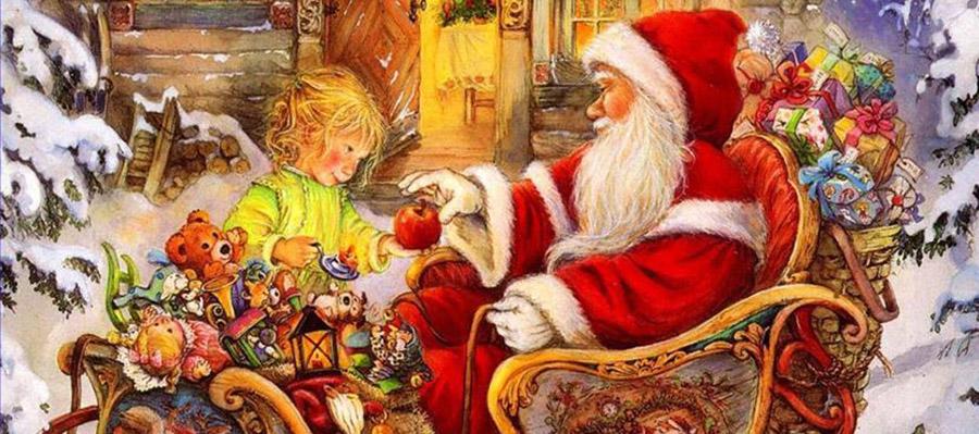 The History of Christmas: Santa Claus