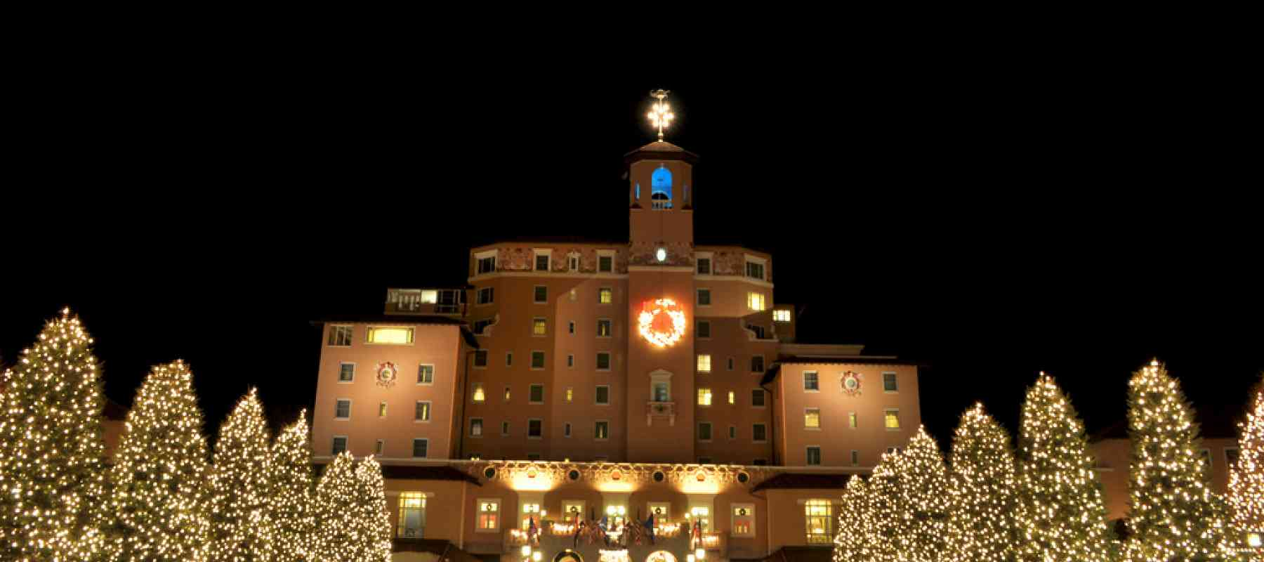 Broadmoor's Luxury Holiday Season