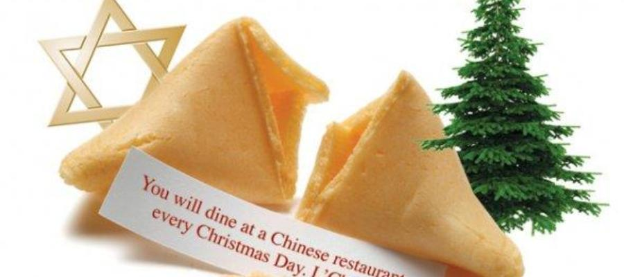 Why is the American Jewish Christmas Linked to Chinese Food?