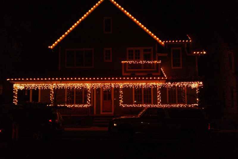 Permanent Christmas Lights Denver Colorado